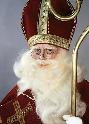 Sinterklaas grime pakket kleinset