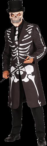 Skelet Heren jas Maat M