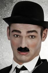 Snor Zwart Comedian