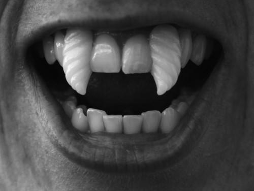 Spirals Deluxe Vampier tanden-3