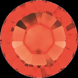 Swarovski mini steentjes rood
