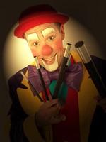Grimas Latex Clownsneus groot-2