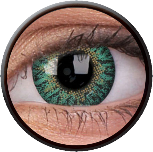 Trublend One-Day Turquoise Contactlens