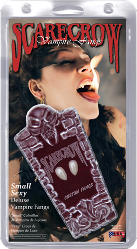 Small Sexy Deluxe Vampier tanden