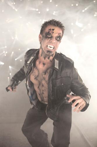 Weerwolf Deluxe Vampier tanden-2