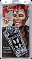 Weerwolf Deluxe Vampier tanden