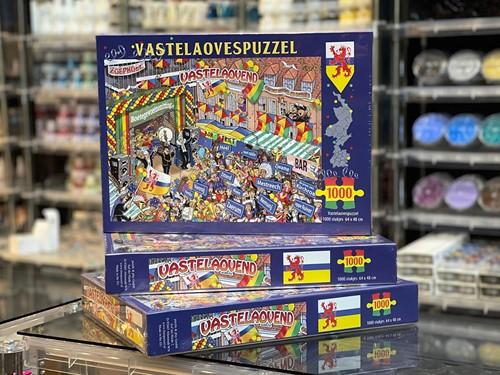Vastelaovend Puzzel 1000 stukjes