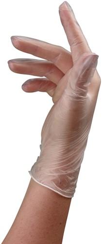 Vinyl Handschoenen Maat M