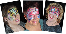 04 November - 13:45u - Workshop Carnaval Schminken