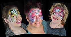 Workshop Carnaval Schminken