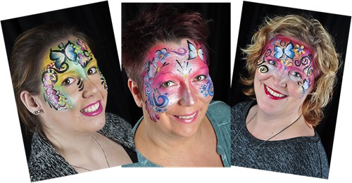 25 November - 09:45u - Workshop Carnaval Schminken