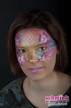 Fotoalbum - Workshop jezelf schminken-360