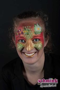 Fotoalbum - Workshop jezelf schminken-434