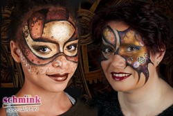 20 Januari 2019 - 13:45u - Workshop Steampunk Schminken