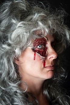 Fotoalbum - Cursus Zombie Extreme Make-up-863