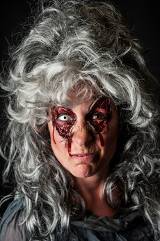 Fotoalbum - Cursus Zombie Extreme Make-up-864
