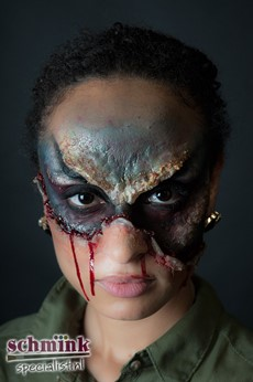 Fotoalbum - Cursus Zombie Extreme Make-up-866