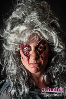 Fotoalbum - Cursus Zombie Extreme Make-up-867