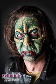 Fotoalbum - Cursus Zombie Extreme Make-up-868