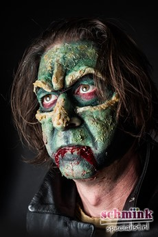 Fotoalbum - Cursus Zombie Extreme Make-up-869