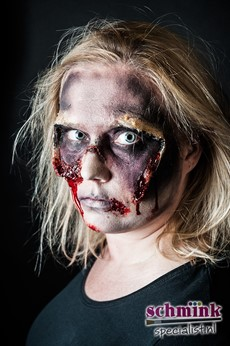 Fotoalbum - Cursus Zombie Extreme Make-up-872