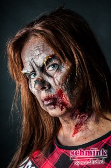 Fotoalbum - Cursus Zombie Extreme Make-up-853