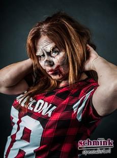 Fotoalbum - Cursus Zombie Extreme Make-up-854