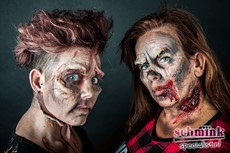 Fotoalbum - Cursus Zombie Extreme Make-up-857
