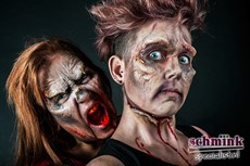 Fotoalbum - Cursus Zombie Extreme Make-up-858