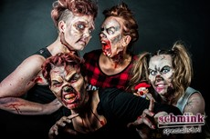 Fotoalbum - Cursus Zombie Extreme Make-up-862