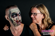 Fotoalbum - Cursus Zombie Extreme Make-up-883