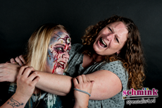 Fotoalbum - Cursus Zombie Extreme Make-up-885