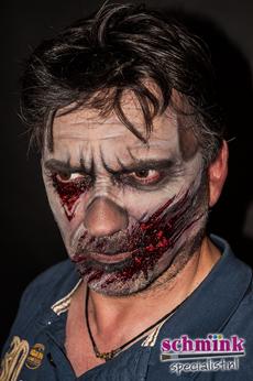 Fotoalbum - Cursus Zombie makeup-909