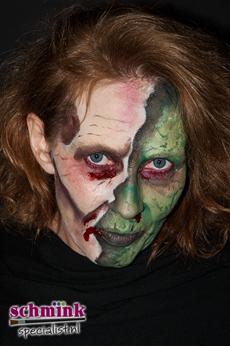 Fotoalbum - Cursus Zombie makeup-911