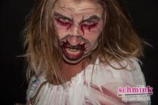 Fotoalbum - Cursus Zombie makeup-915