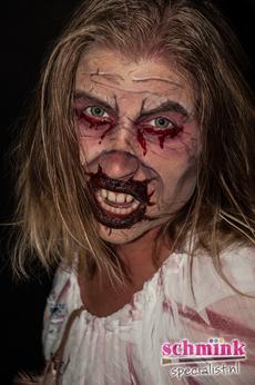 Fotoalbum - Cursus Zombie makeup-916