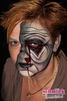 Fotoalbum - Cursus Zombie makeup-917