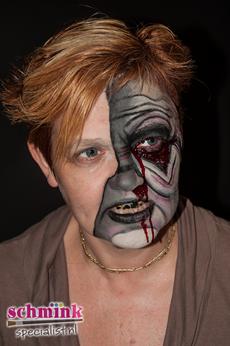 Fotoalbum - Cursus Zombie makeup-918