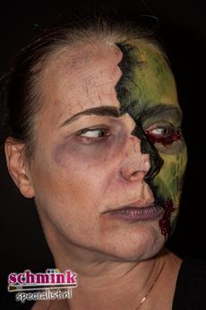Fotoalbum - Cursus Zombie makeup-921