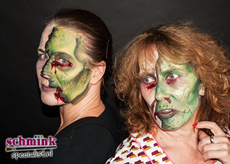 Fotoalbum - Cursus Zombie makeup-926