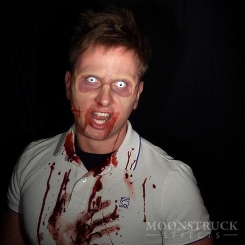 Zombie Wenkbrauwen Prosthetics-2